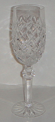 Discontinued Waterford Crystal Stemware - Microwave Cooking for