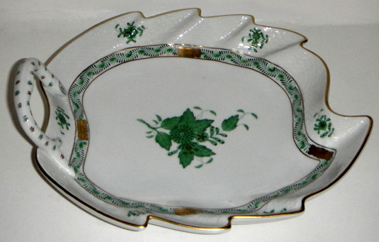 Herend Chinese Bouquet Green