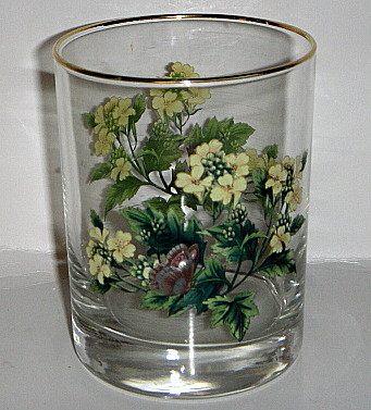 Royal Worcester Worcester Herbs Glassware