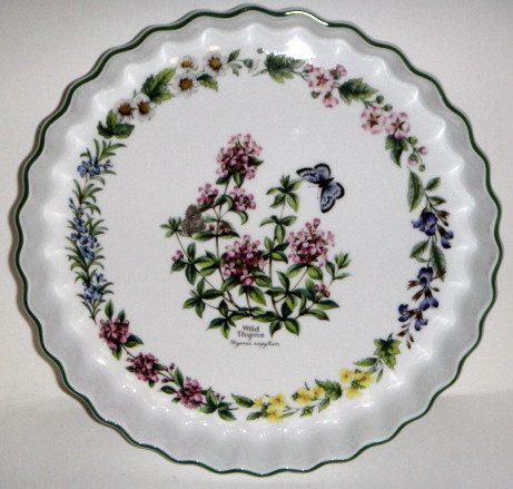 Royal Worcester Herbs