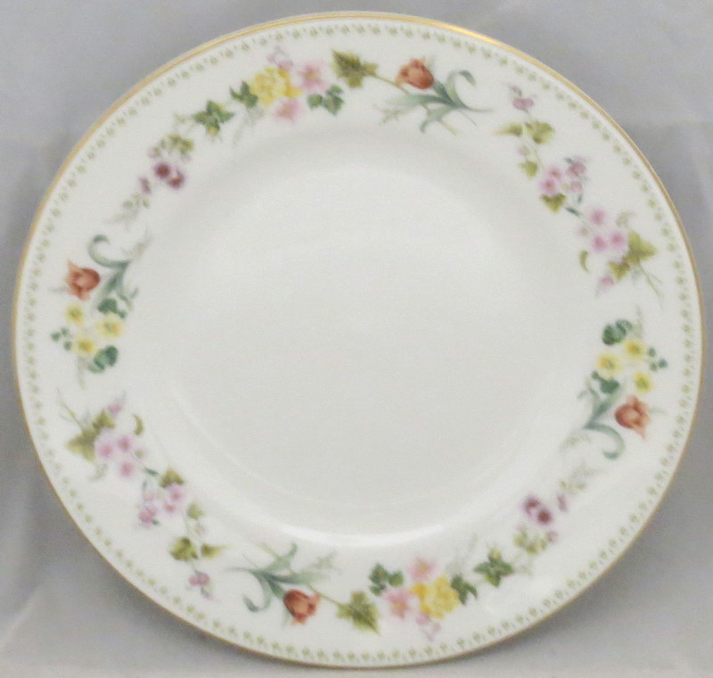 Wedgwood Baby Gifts Uk : Wedgwood mirabelle bread butter plate