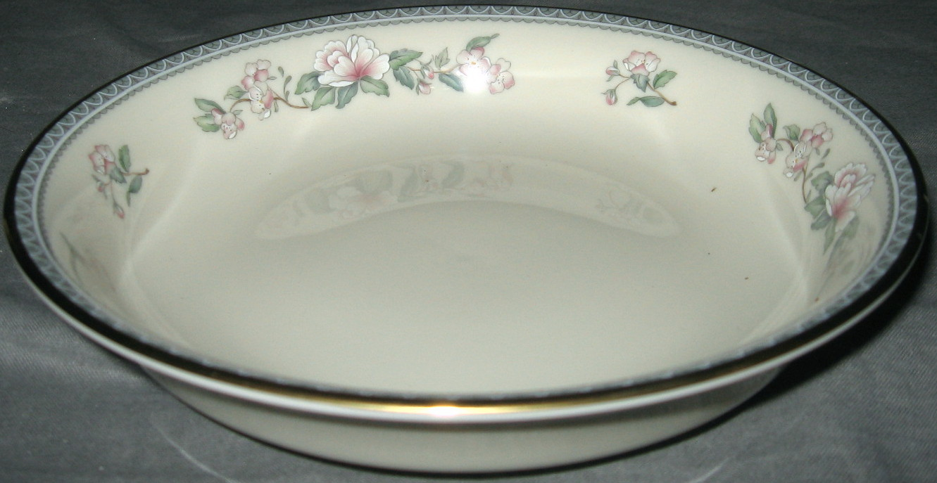 Lenox serenade china lenox serenade coupe soup bowl imperfect reviewsmspy