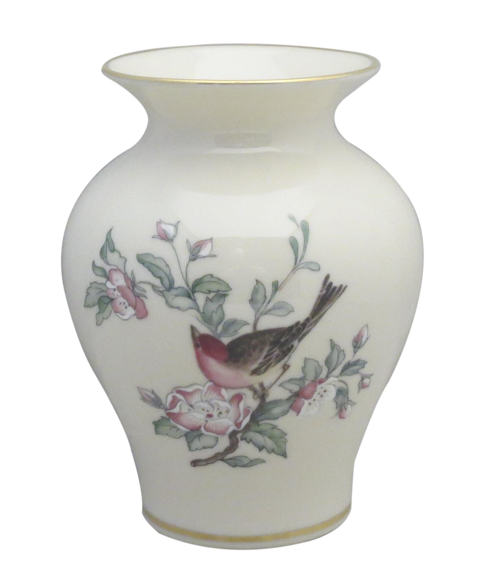 Lenox serenade china lenox serenade medium vase reviewsmspy