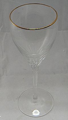 Crystal lenox lenox encore gold rim - Lenox gold rimmed wine glasses ...