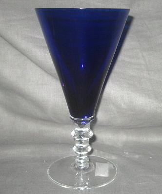 William Yeoward Sapphire Goblet