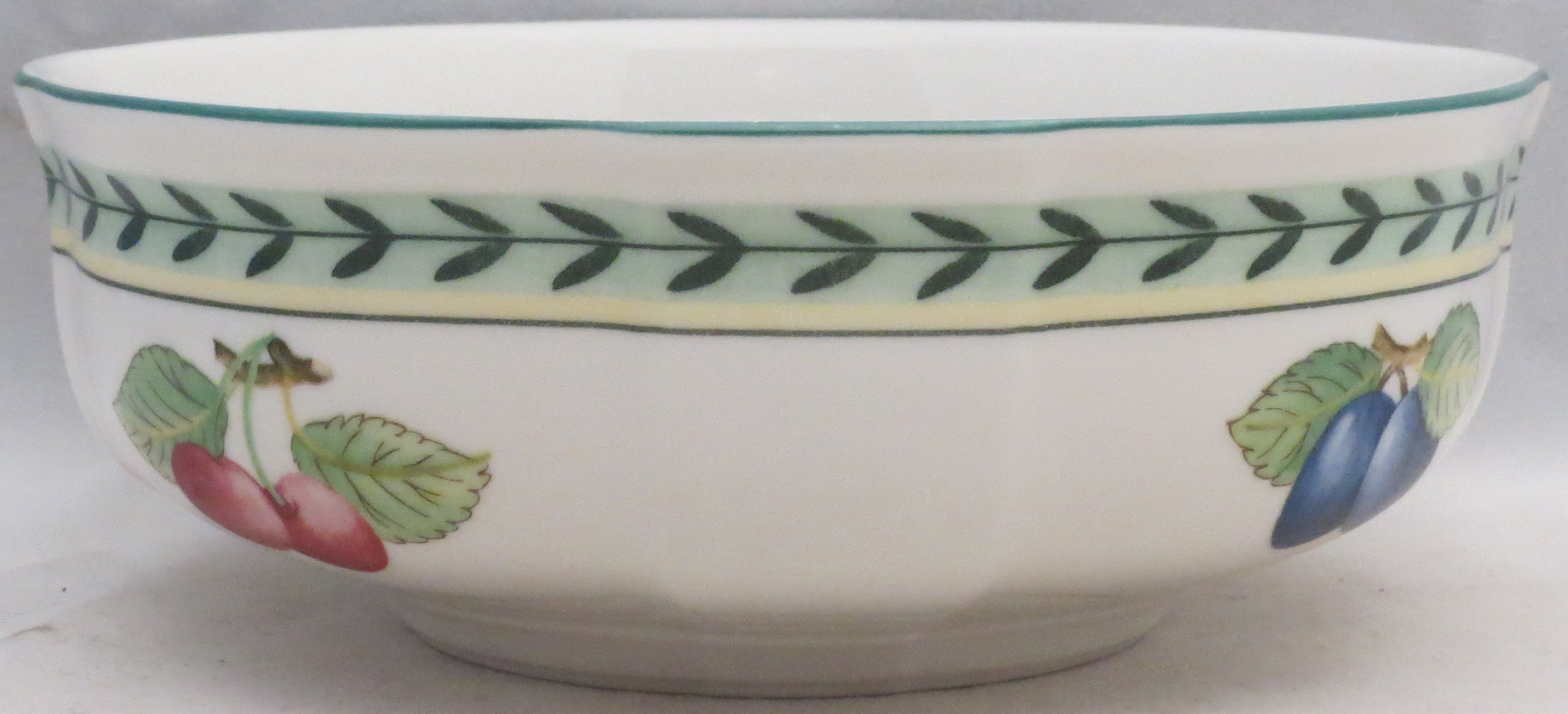 Villeroy Amp Boch French Garden Fleurence Coupe Cereal Bowl