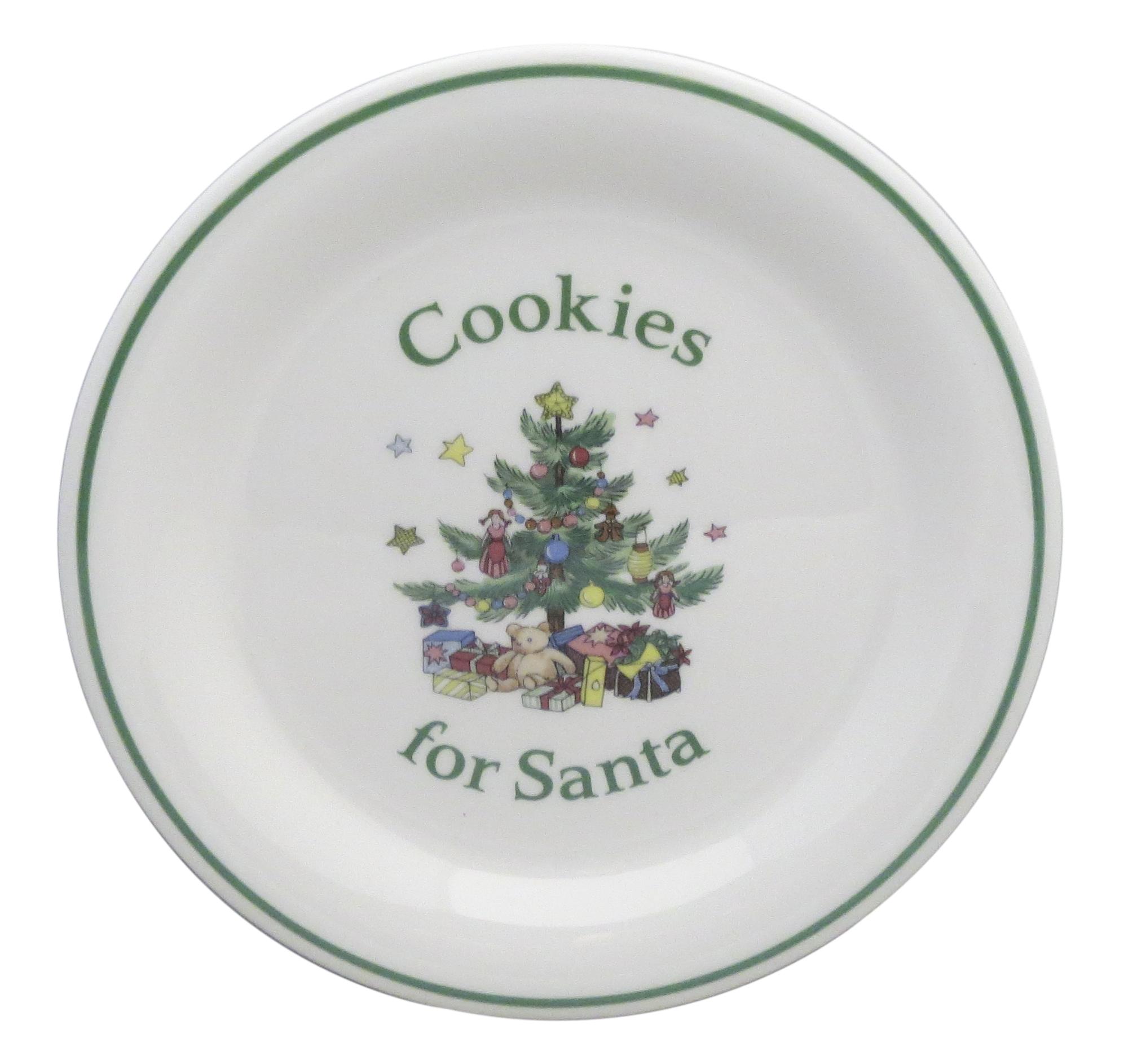 Nikko Happy Holidays Cookie Plate | eBay
