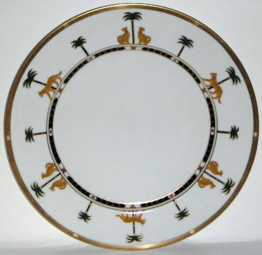 & Christian Dior Casablanca Salad Plate