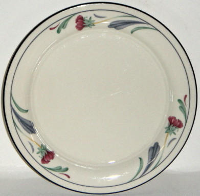sc 1 st  Classic Replacements & Lenox Poppies On Blue (For The Blue) Salad Plate