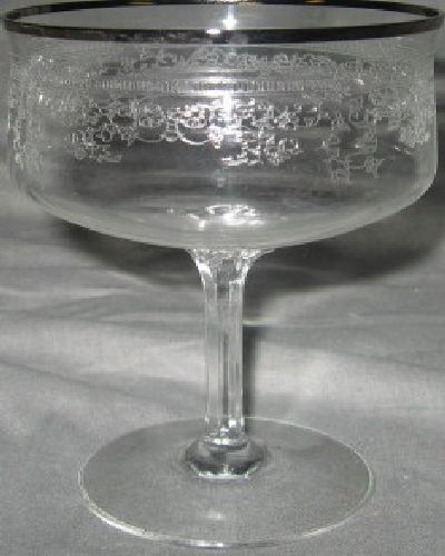 Lenox Lace Point Crystal