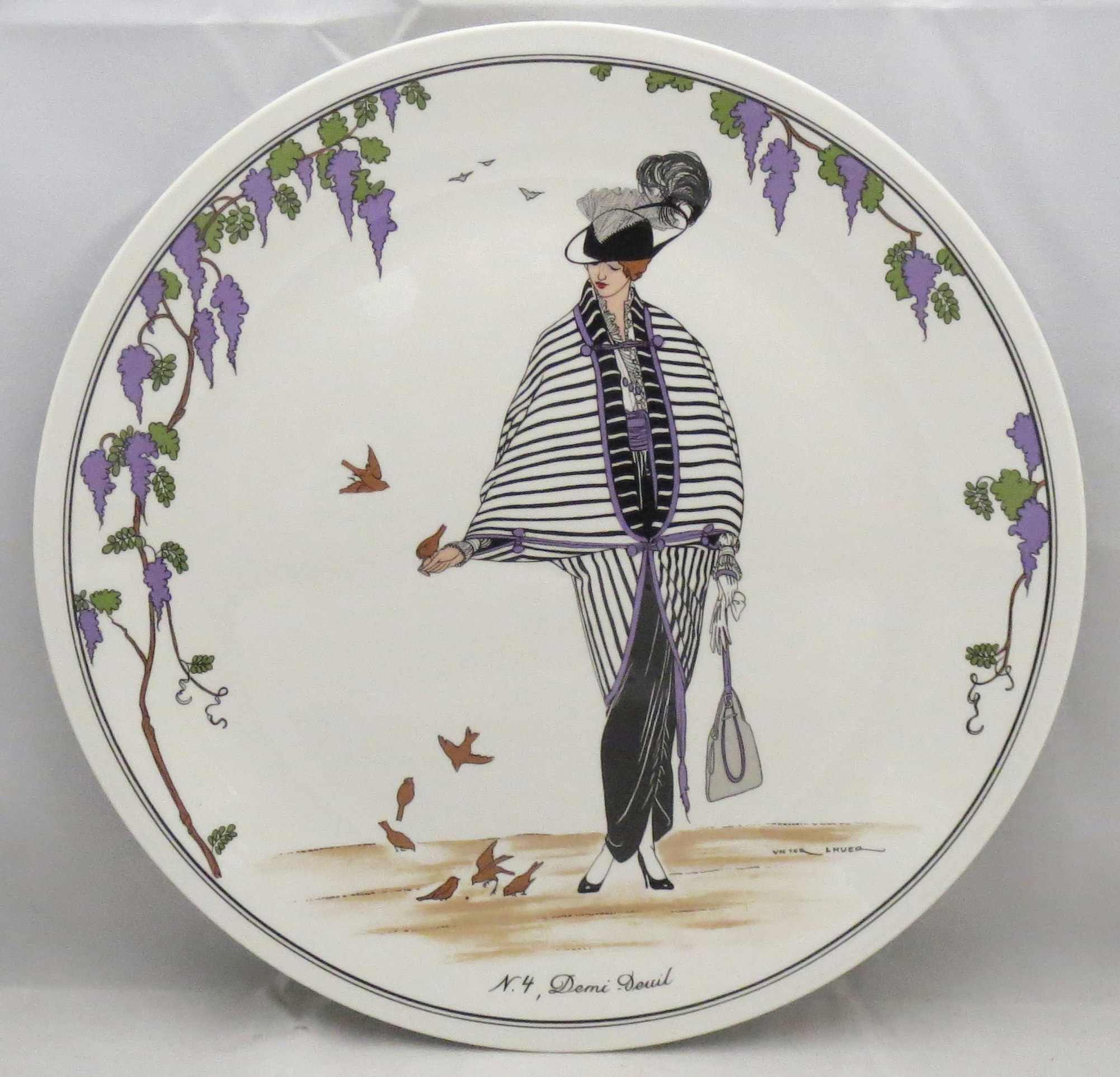 Villeroy Boch Design 1900 Dinner Plate