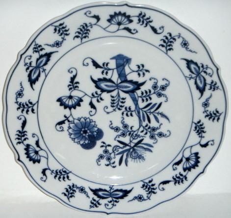& Blue Danube (Japan) Blue Danube Dinner Plate