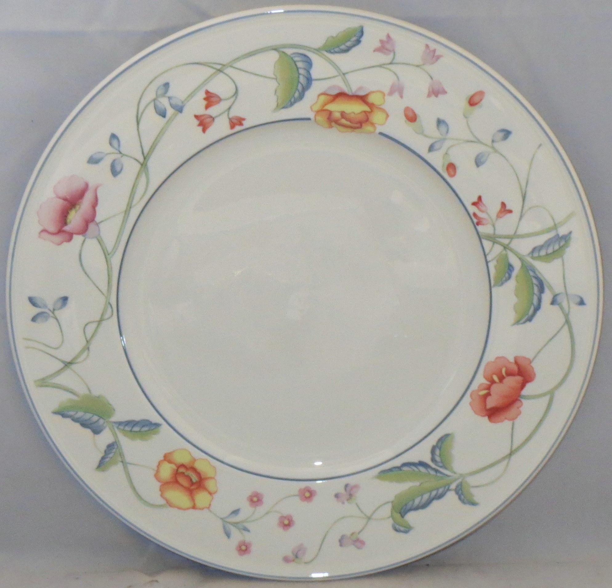 Villeroy u0026 Boch Albertina Salad Plate & Villeroy u0026 Boch Albertina Salad Plate   eBay