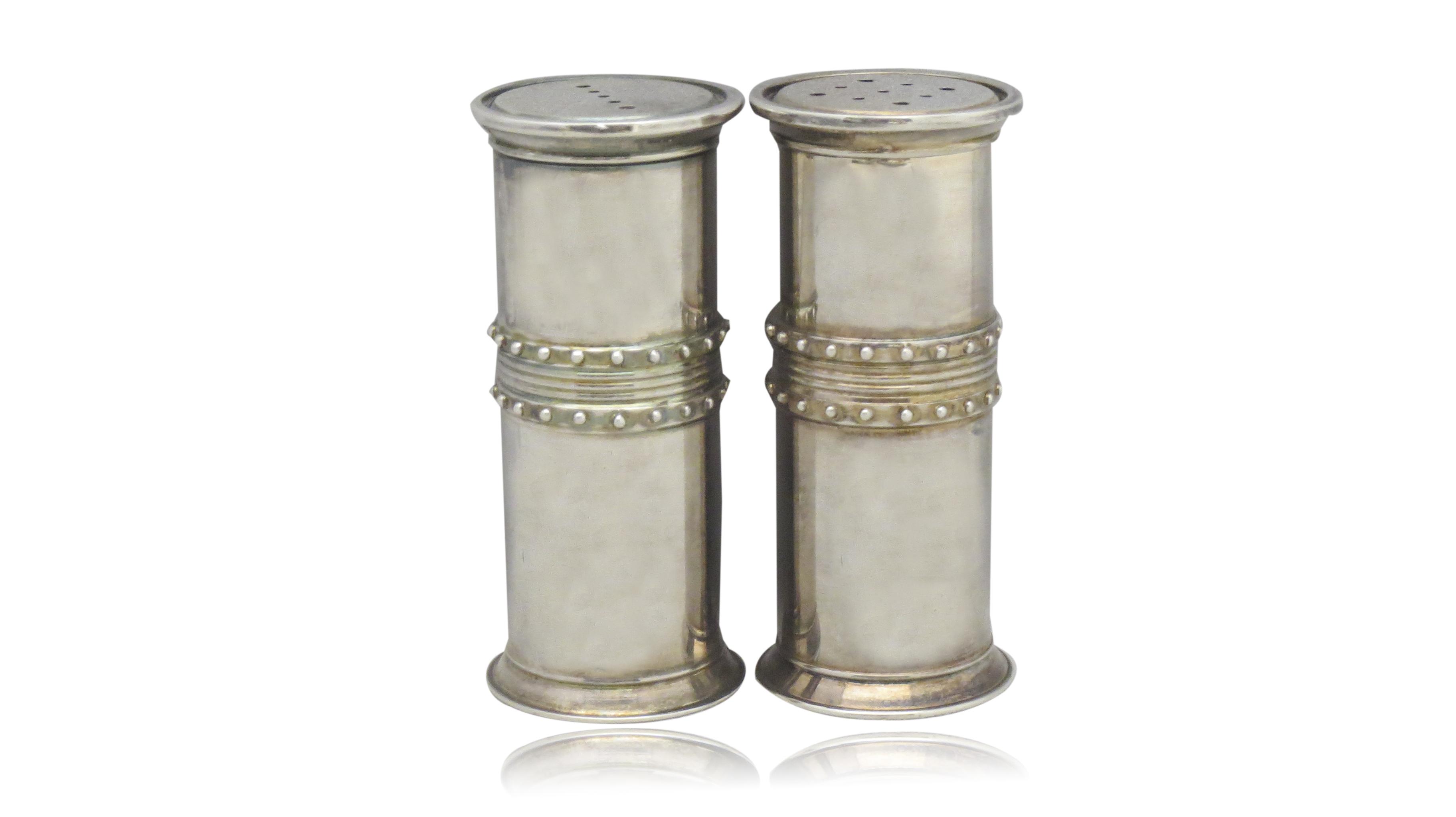 Wedgwood Grosgrain Salt Pepper Set Ebay