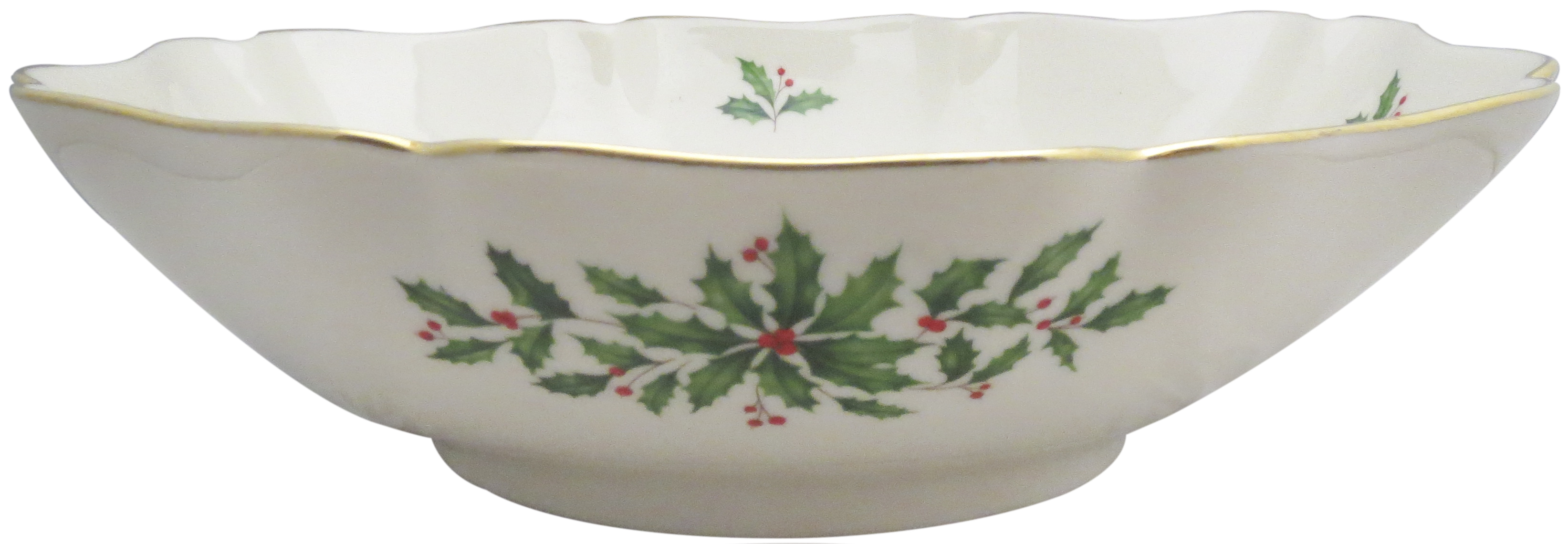 Lenox holiday dimension centerpiece