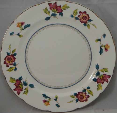 Wedgwood Chinese Flowers 5 Piece Place Setting