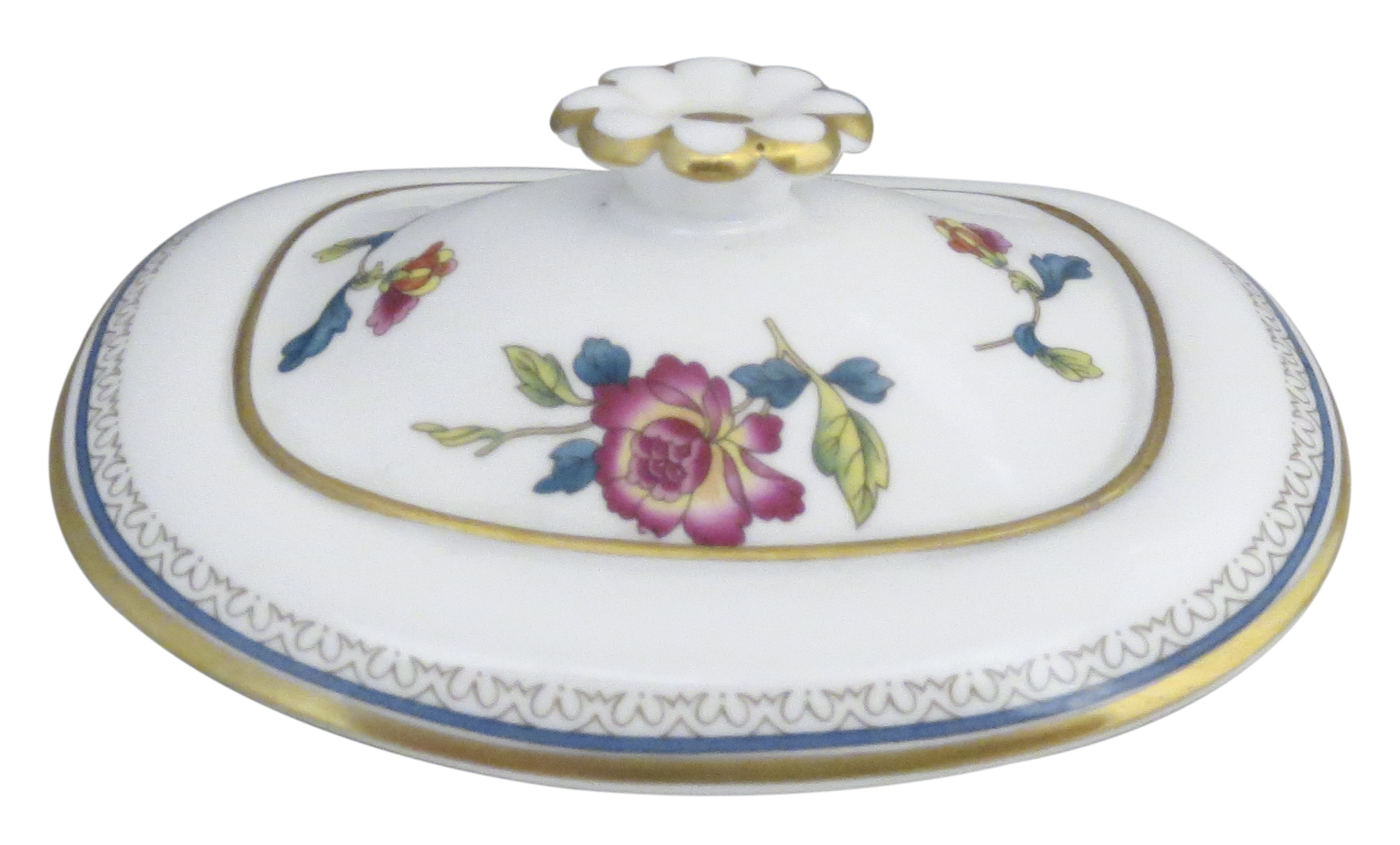 Wedgwood Baby Gifts Uk : Wedgwood chinese flowers lid for sugar bowl